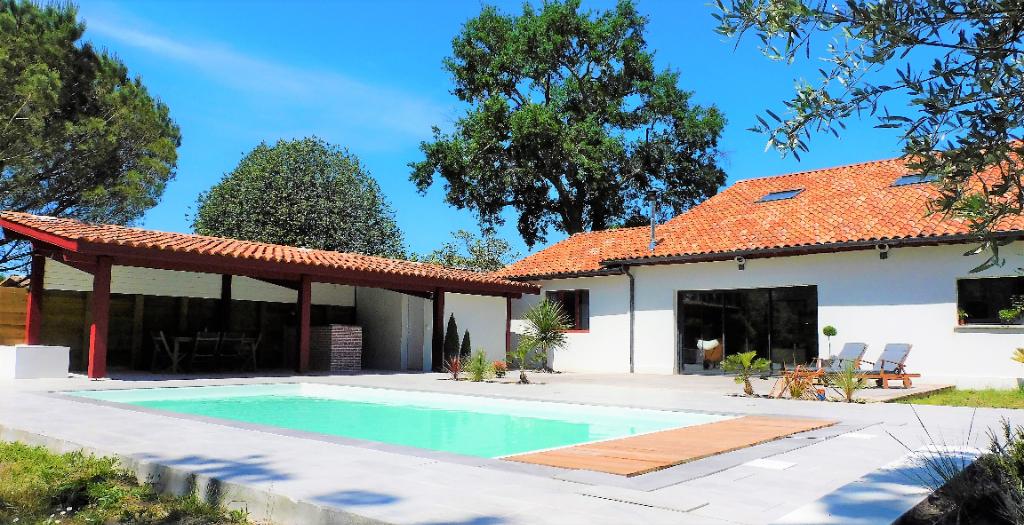 A vendre, belle villa à LINXE,