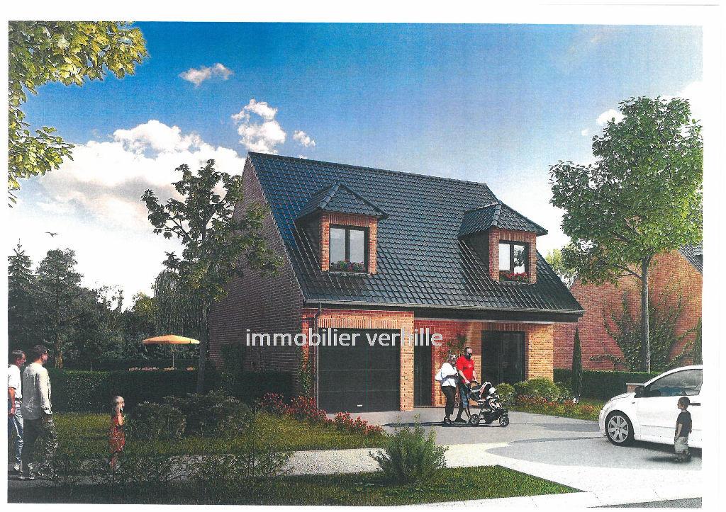Maison Fleurbaix 4 pièce(s) 94.74 m2