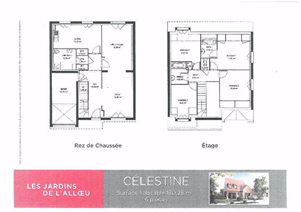 Maison Fleurbaix 5 pièce(s) 130.28 m2