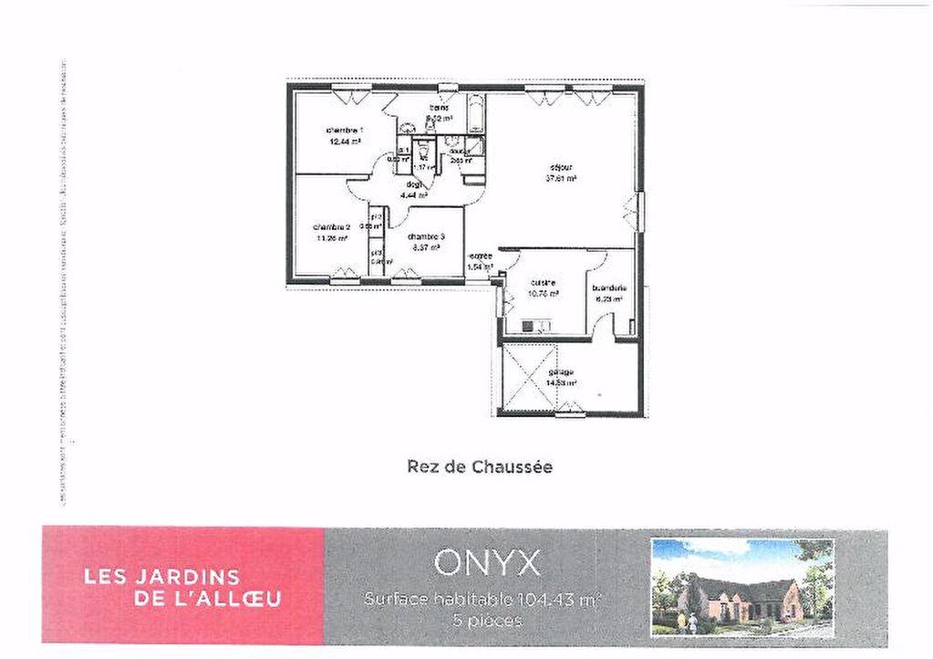 Maison Fleurbaix 4 pièce(s) 104.43 m2