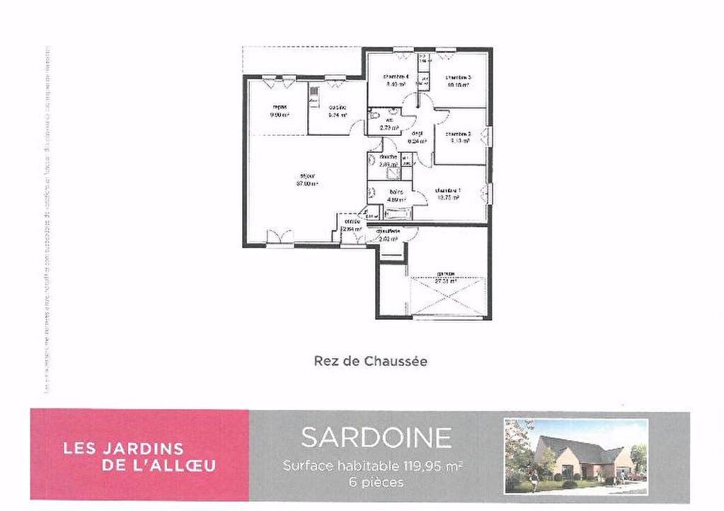 Maison Fleurbaix 5 pièce(s) 119.95 m2