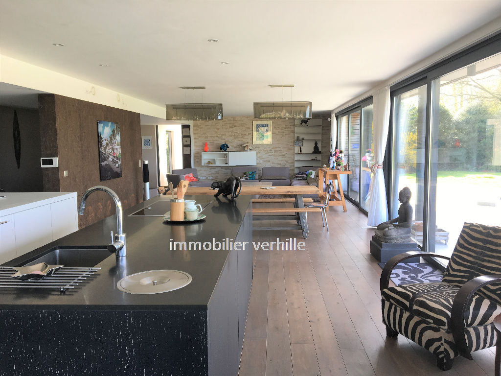 Maison 2 kms Fleurbaix 8 pièce(s) 431 m2