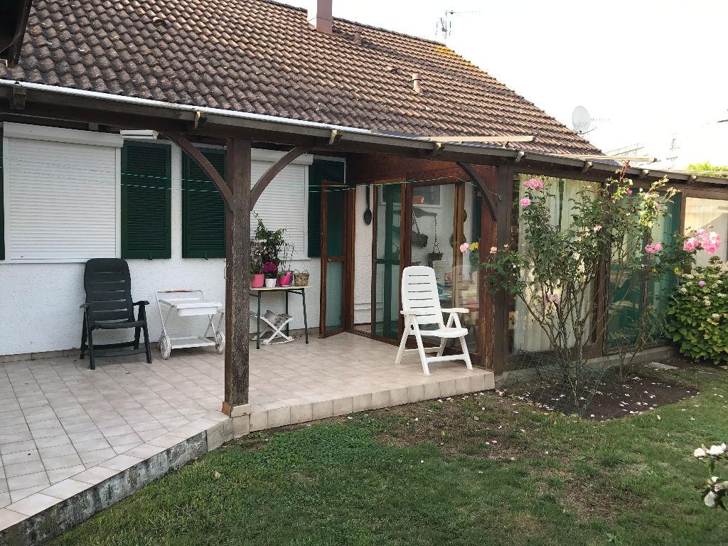 Maison Sailly Sur La Lys 4 pièce(s) 100 m2