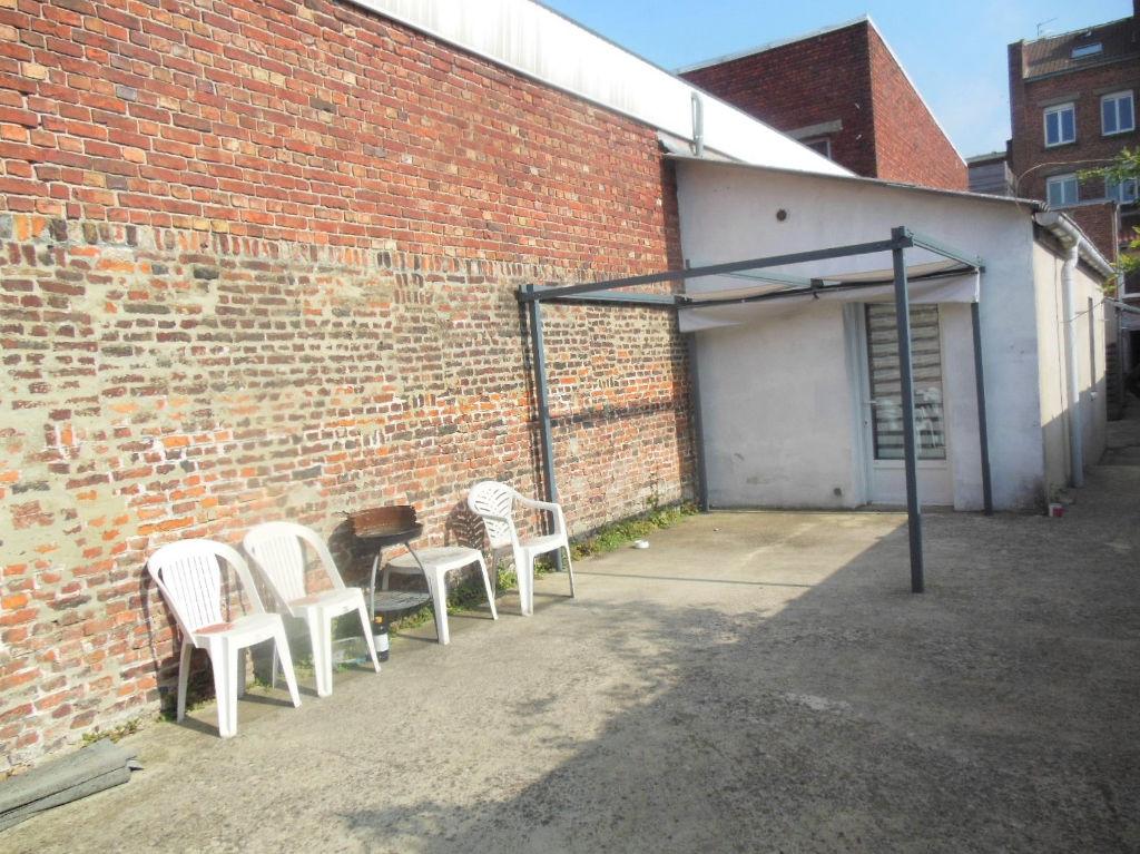 Appartement Armentieres 2 pièce(s) 23.31 m2