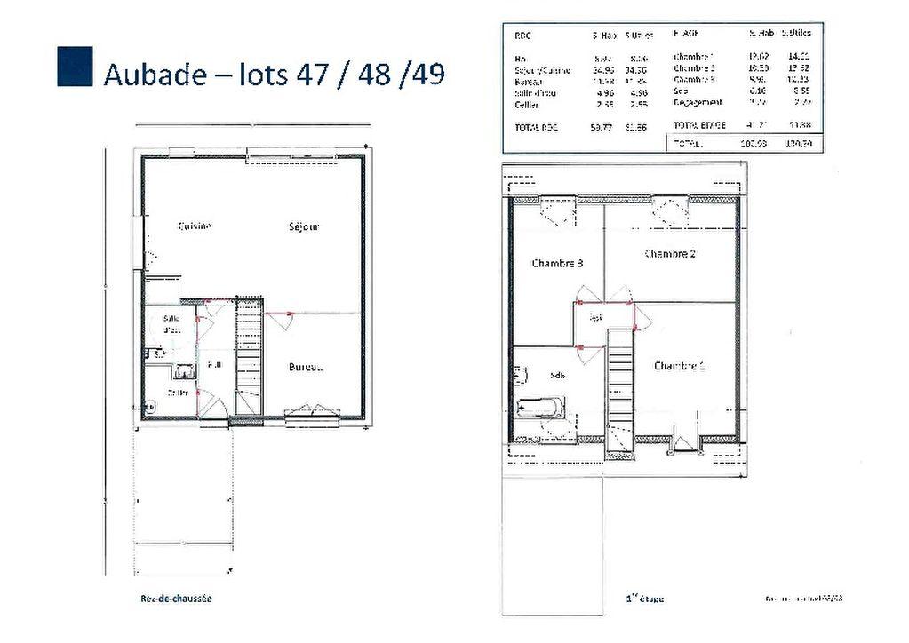 Maison Laventie 5 pièce(s) 100.90 m2