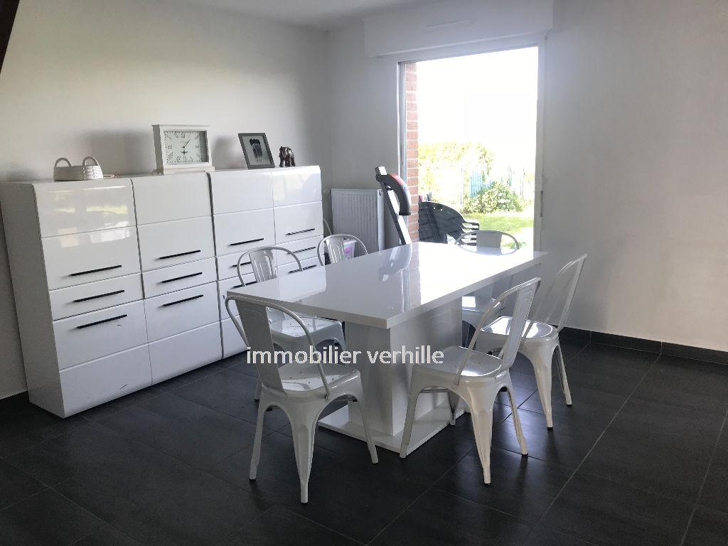 Maison Sailly Sur La Lys 4 pièce(s) 106 m2