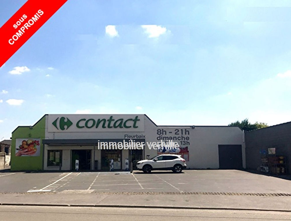 Local commercial Fleurbaix 1430 m2