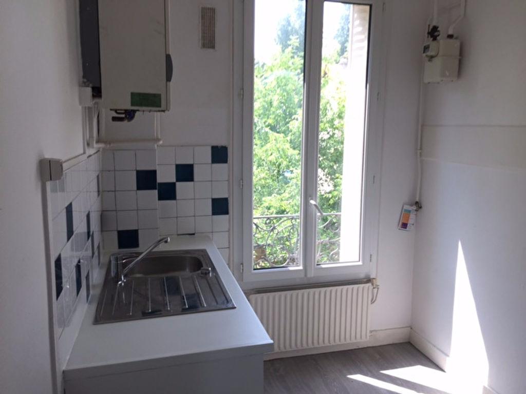 Appartement Maisons Laffitte 3 pièce(s) 41.70m2