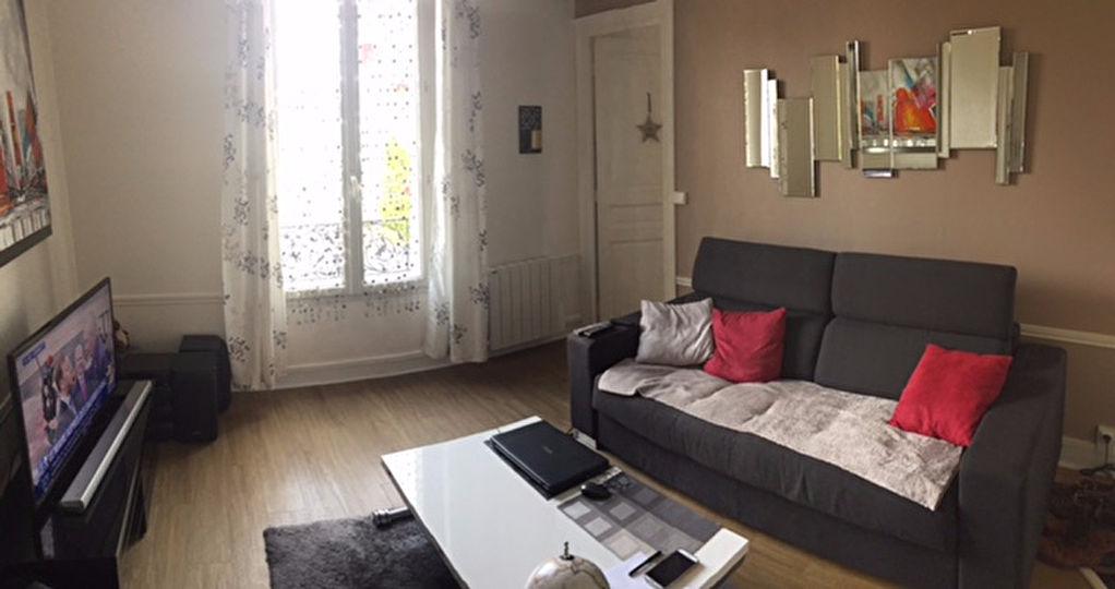 Appartement Maisons Laffitte 2 pièce(s) 38.54 m2
