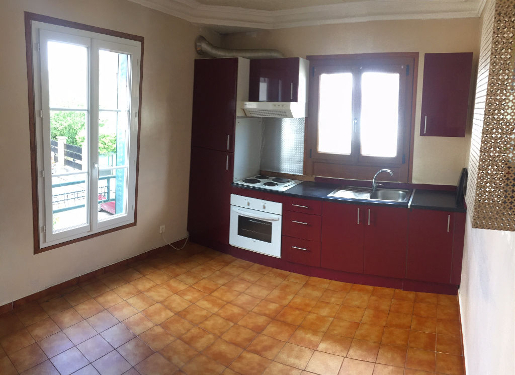 Appartement Colombes 2 pièce(s) 25.28 m2