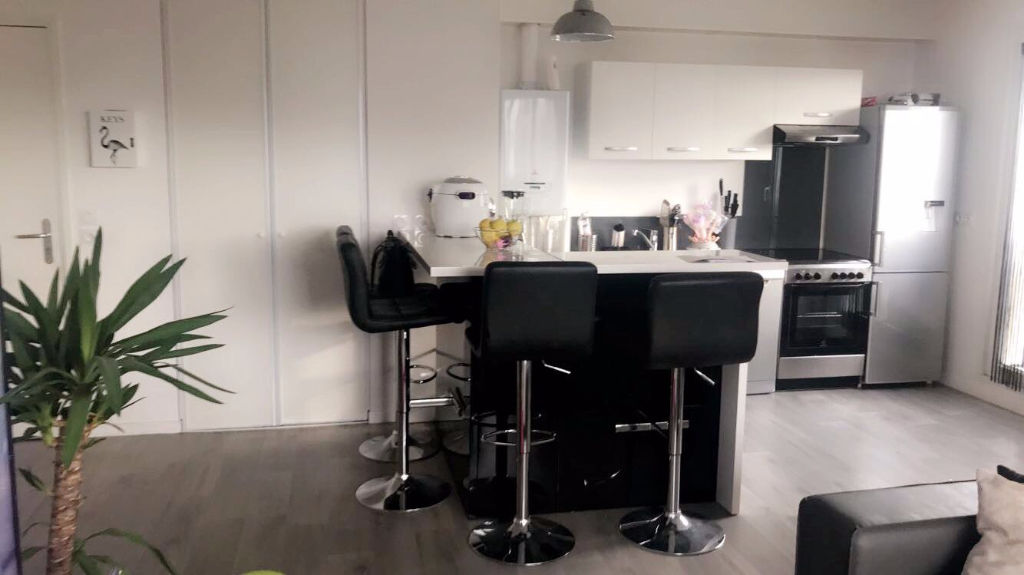 Appartement Herblay 3 pièce(s) 59.50 m2