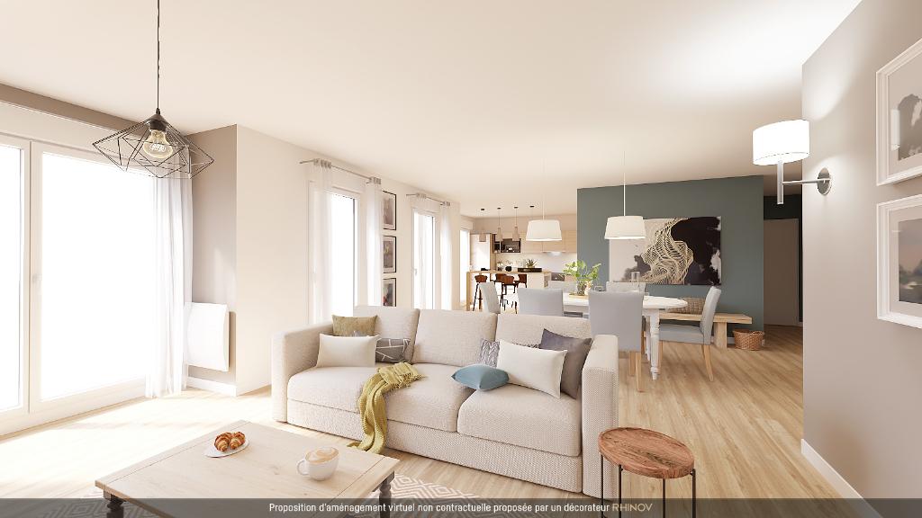 Appartement Maisons-laffitte 6 pièces 130 m²