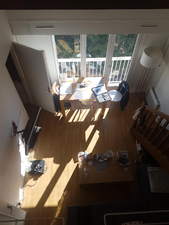 Appartement Duplex Maisons Laffitte 1 pièce(s) 33.45 m2