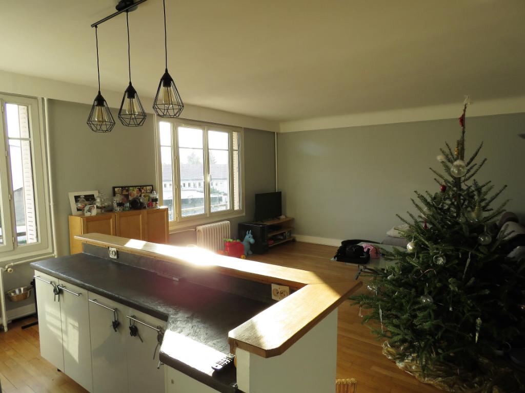 Appartement Maisons-Laffitte 3 pièces 62 m²