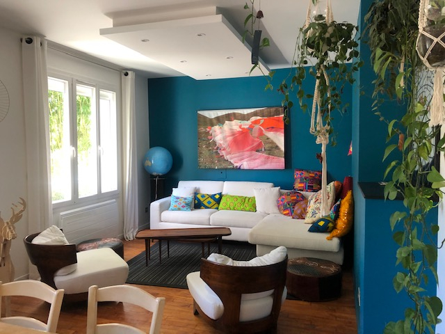 Appartement Maisons Laffitte 2 pièce(s) 54.60 m2