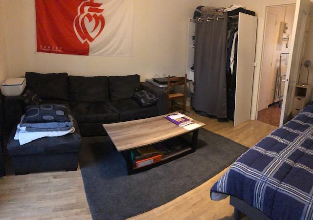 Appartement Maisons Laffitte 1 pièce(s) 32,79 m2