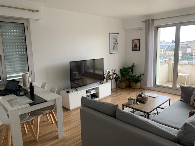 Appartement Maisons Laffitte 2 pièce(s) 47,7m²