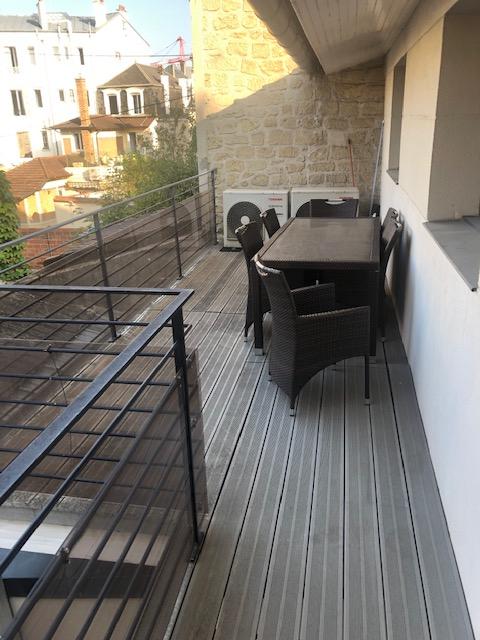 Appartement Maisons Laffitte 4 pièce(s) 87 m2