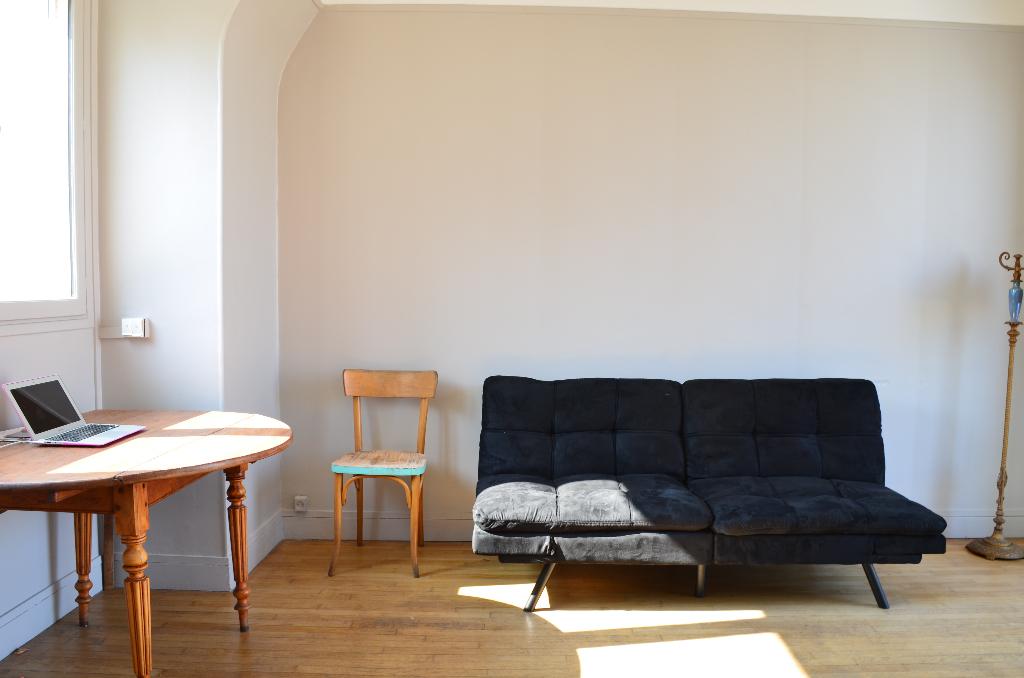 Appartement 3 Pièces MEUBLE - Batignolles 75017 PARIS