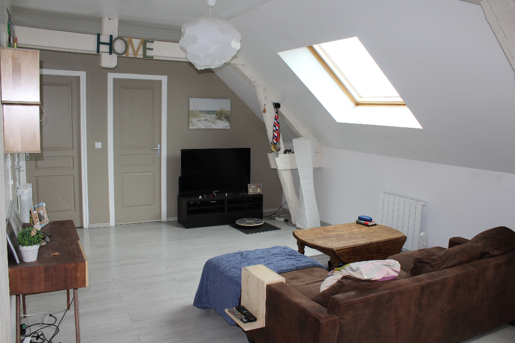 Appartement T3 Leves.