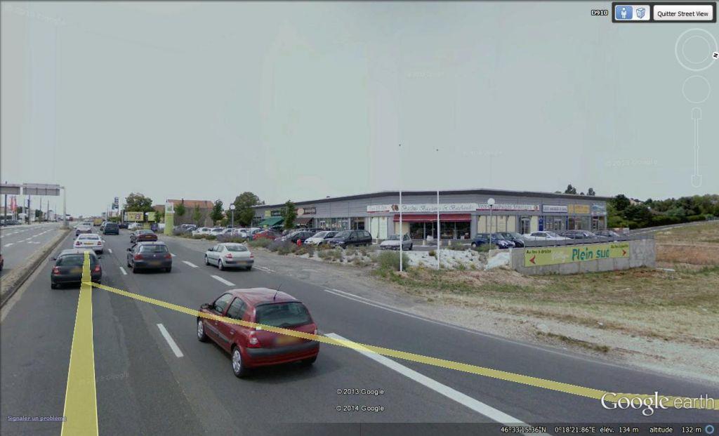 Poitiers Auchan Sud - Bureaux  150 m2