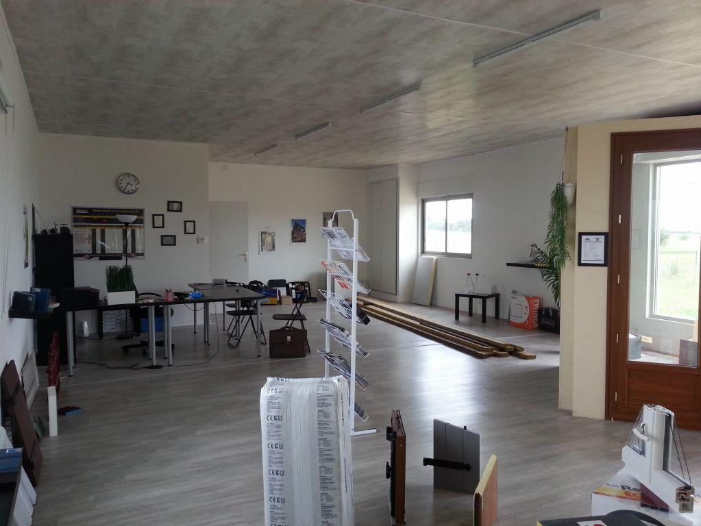 Bureaux Cisse 115 m2