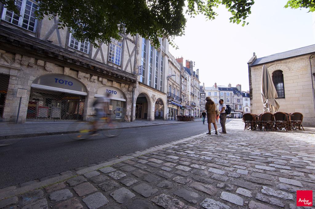 Restaurant de centre ville de Poitiers ouvert le midi