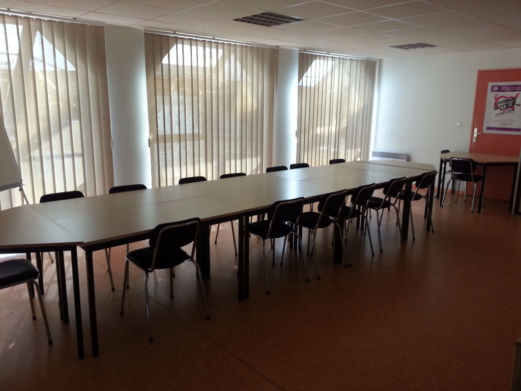 Bureaux Poitiers 169 m2