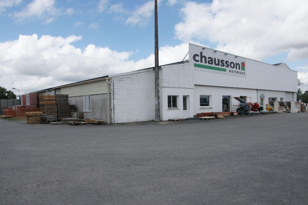 Entrepôt / local industriel Parthenay 2473 m2