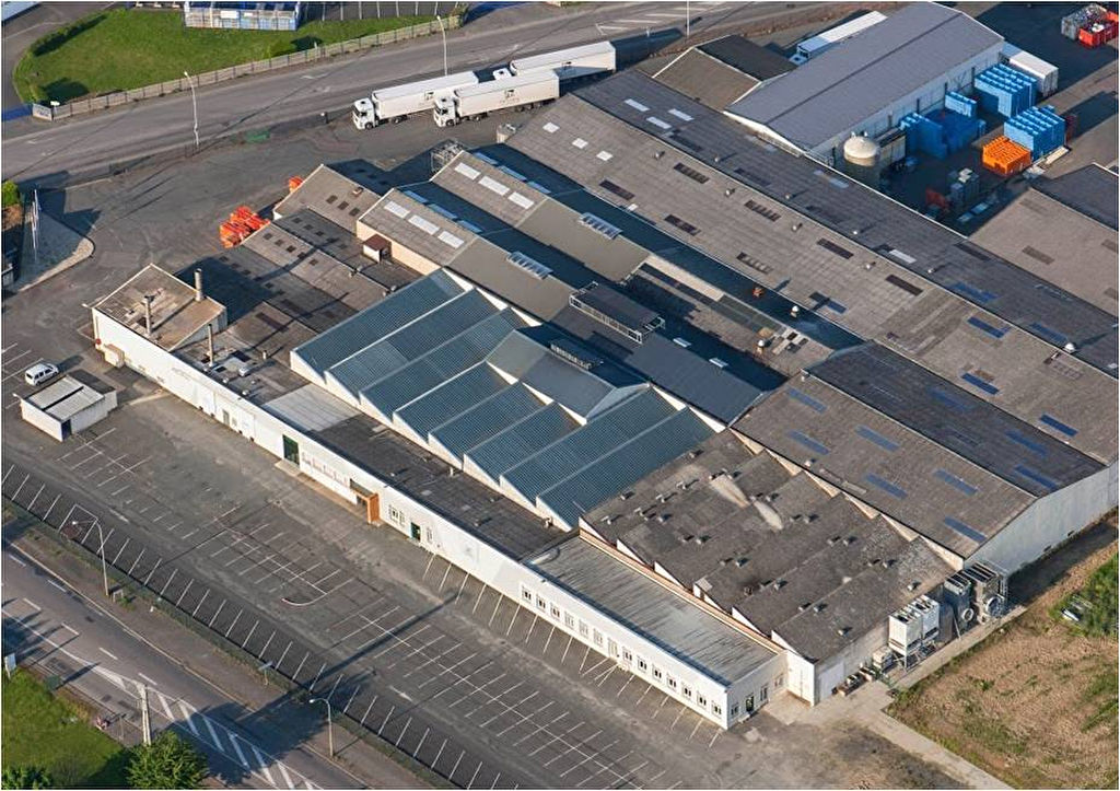 Entrepôt / local industriel Thouars 10530 m2