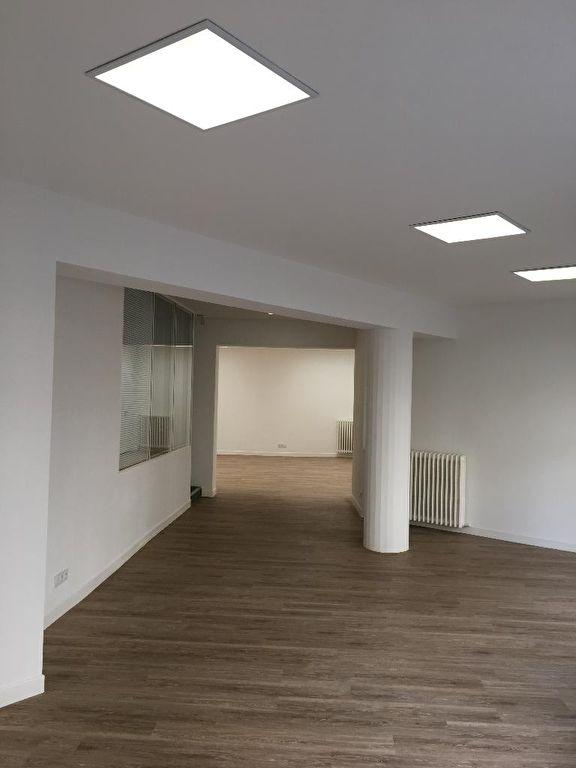 Bureau commercial Poitiers centre 95 m2