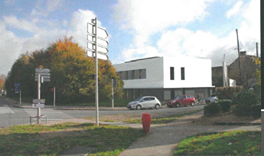 Bureaux neufs Poitiers 652 m2