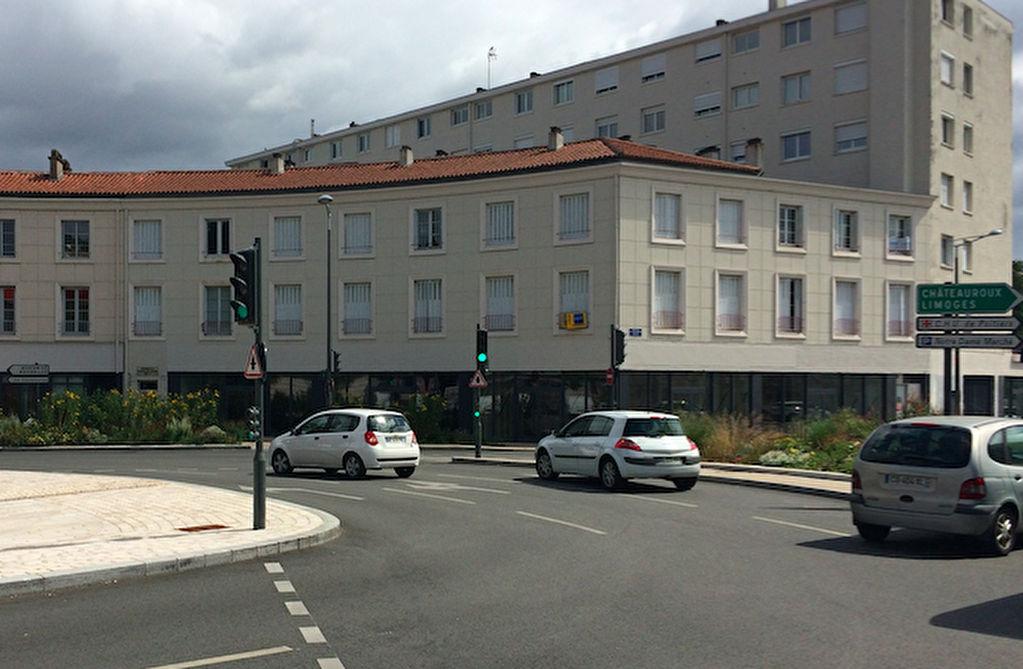 Poitiers gare, à louer plateau de bureau de 138m2