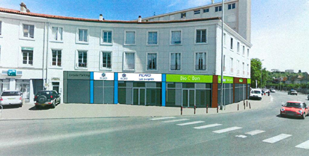 Poitiers gare, à louer plateau de bureaux de 135m2
