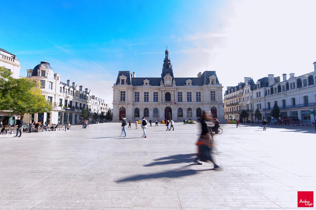 Cession de bail Poitiers 622 m2