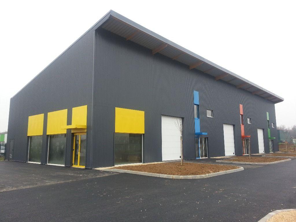 Entrepôt / local industriel Mignaloux Beauvoir 170 m2
