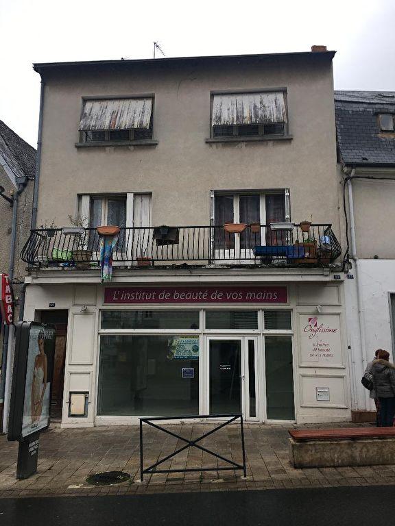 Immeuble mixte centre-ville - Châtellerault