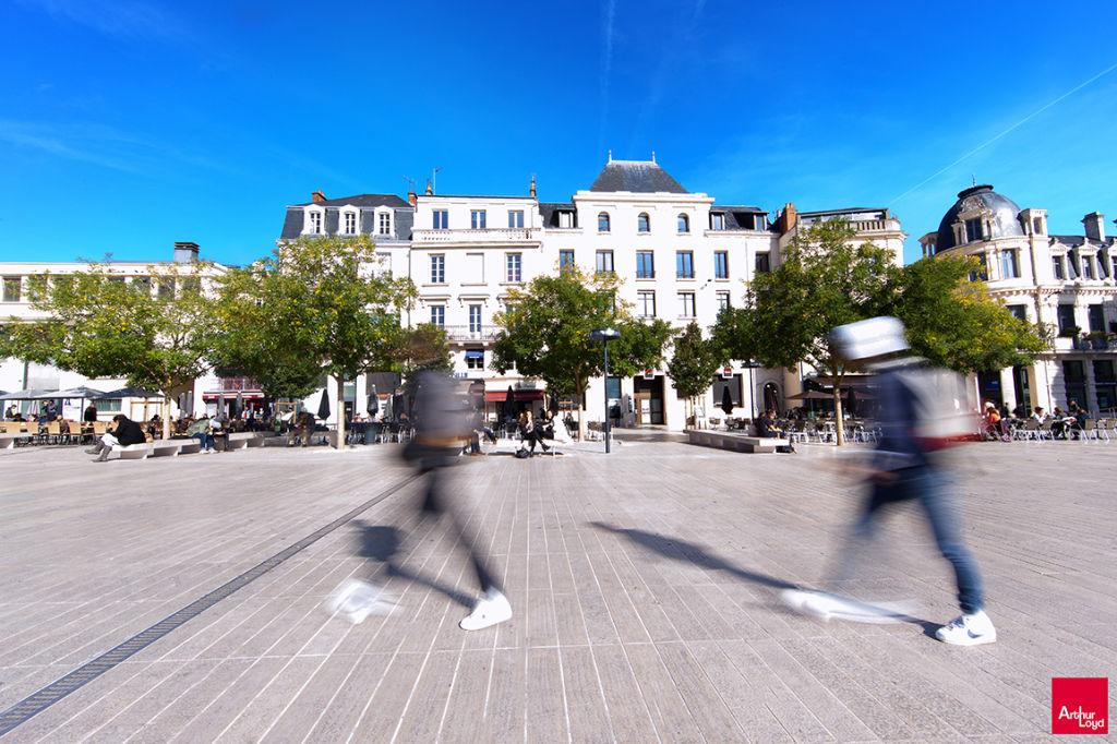 Bureaux Poitiers 160 m2