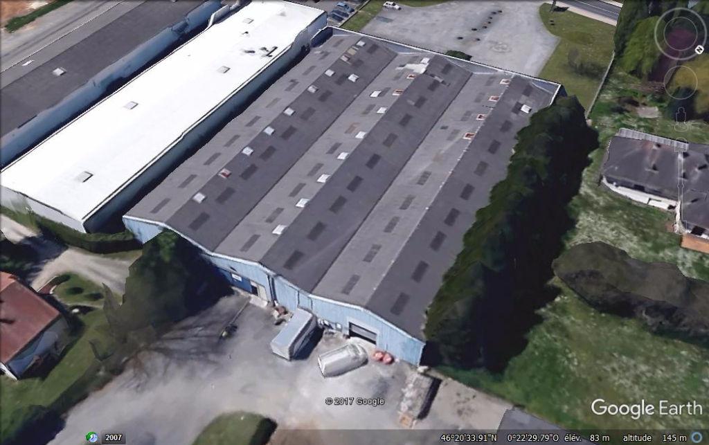 Activité ou entrepôt CHAURAY - 1200 m2