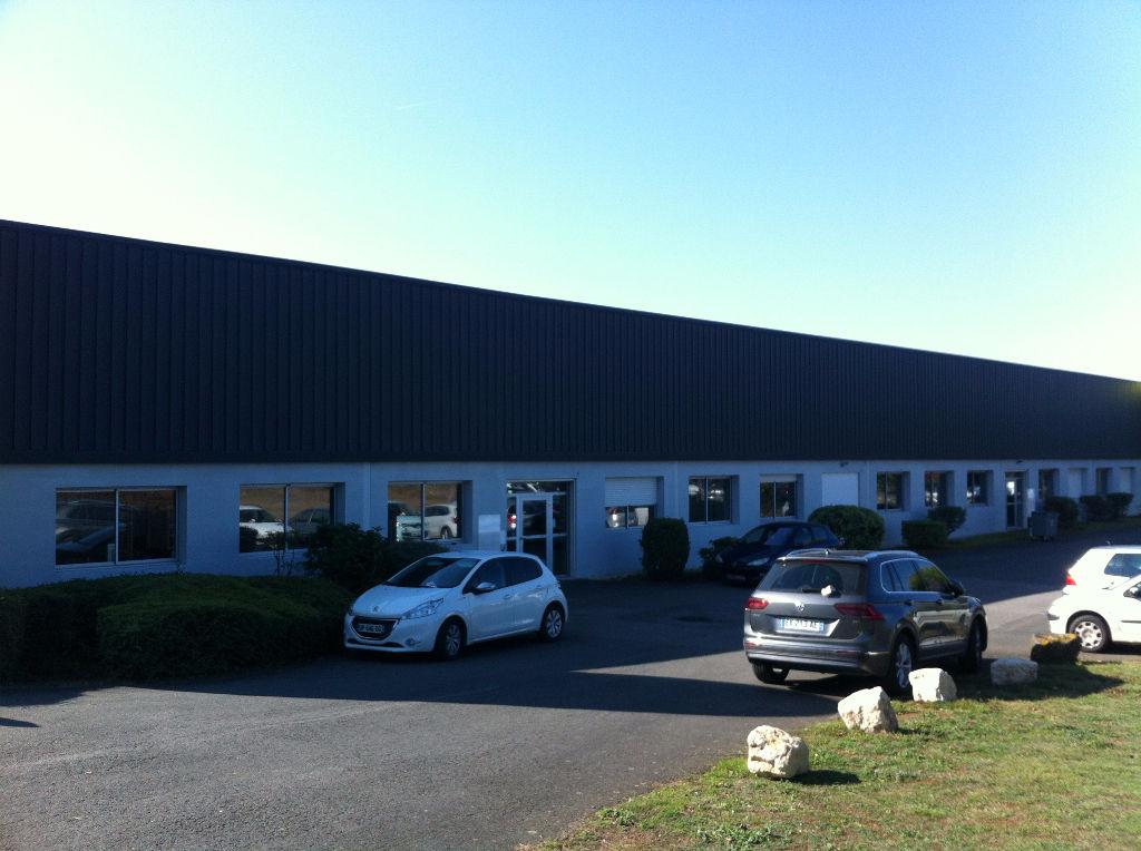 Bureaux Chauray 170 m2