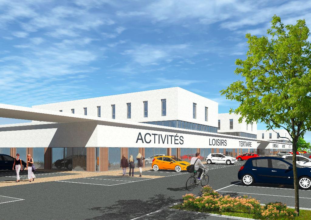 Bureaux Poitiers rocade Ouest 1495 m2