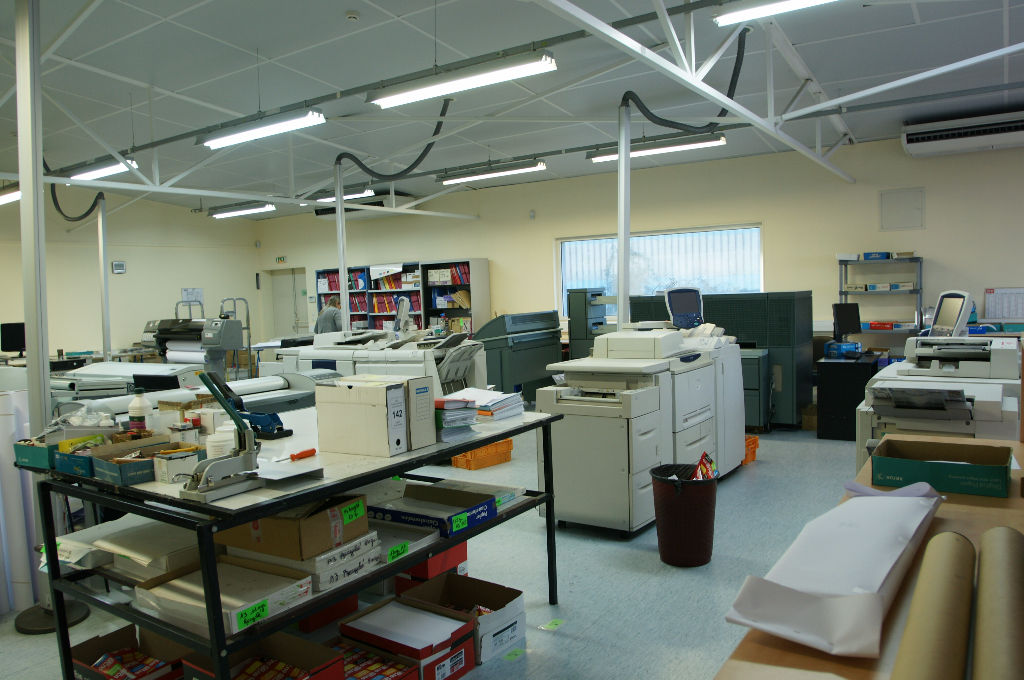 Bureaux Niort 375 m2