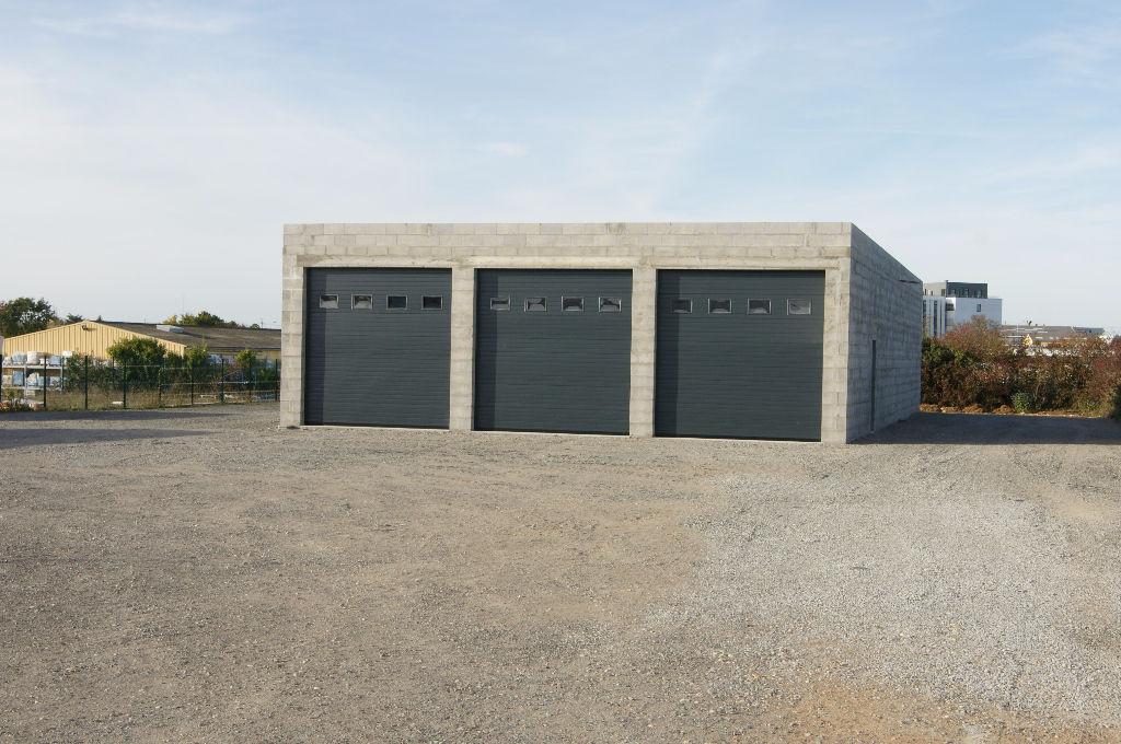 Entrepôt / local industriel Niort 300 m2