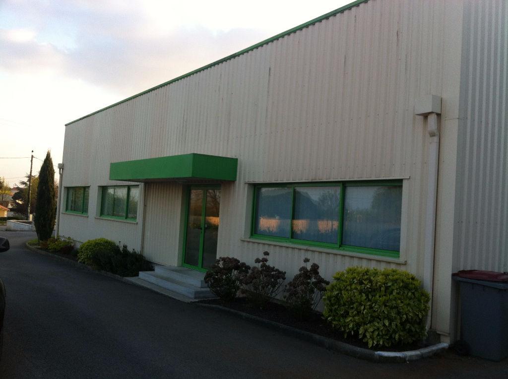 Bureaux 250 m2 + stockage 200 m2