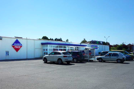 Local commercial Montmorillon 730 m2