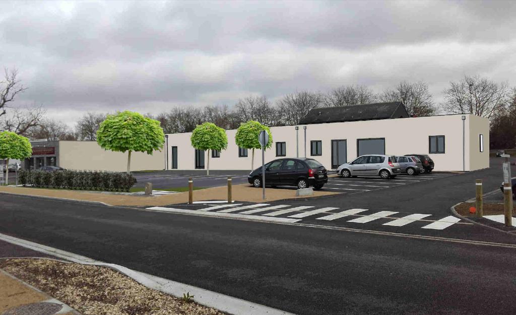 Bureaux 404 m2 - Niort Sud
