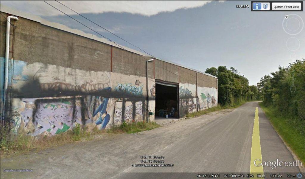 Entrepôt / local industriel Saint Symphorien 1355 m2