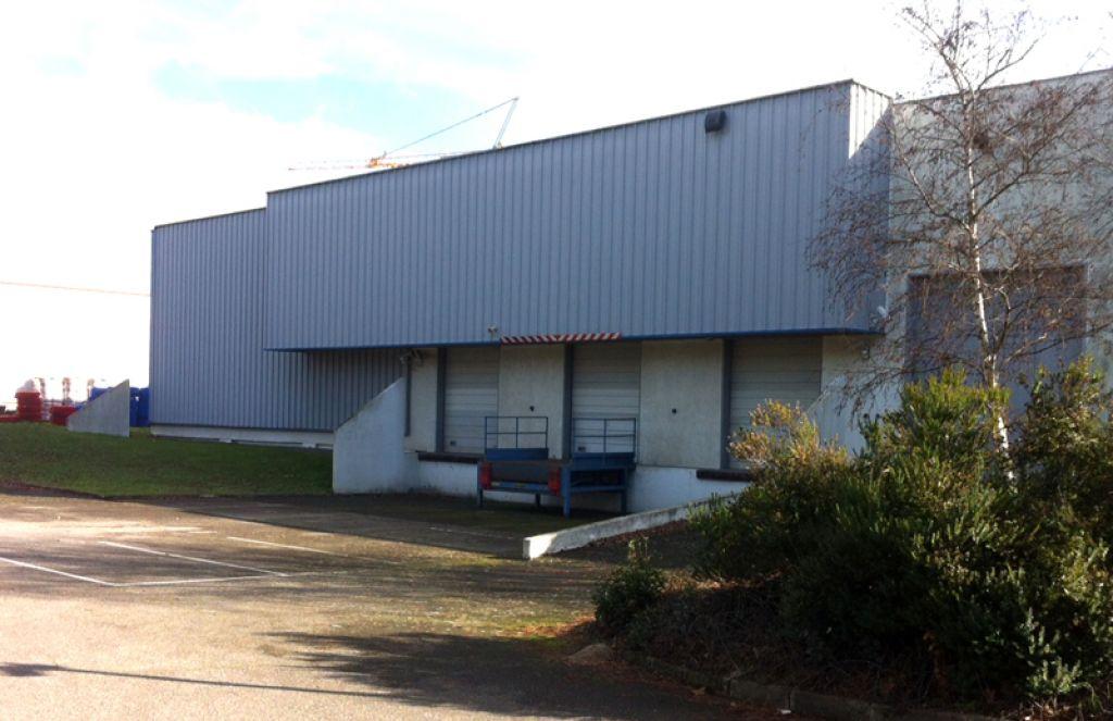 Local d'activité 2900 m² Toulouse  Sud-Ouest