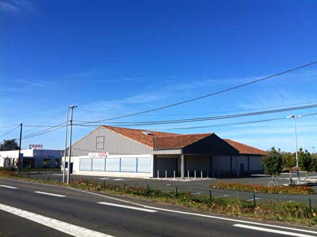 Local commercial Rabastens 1295 m2