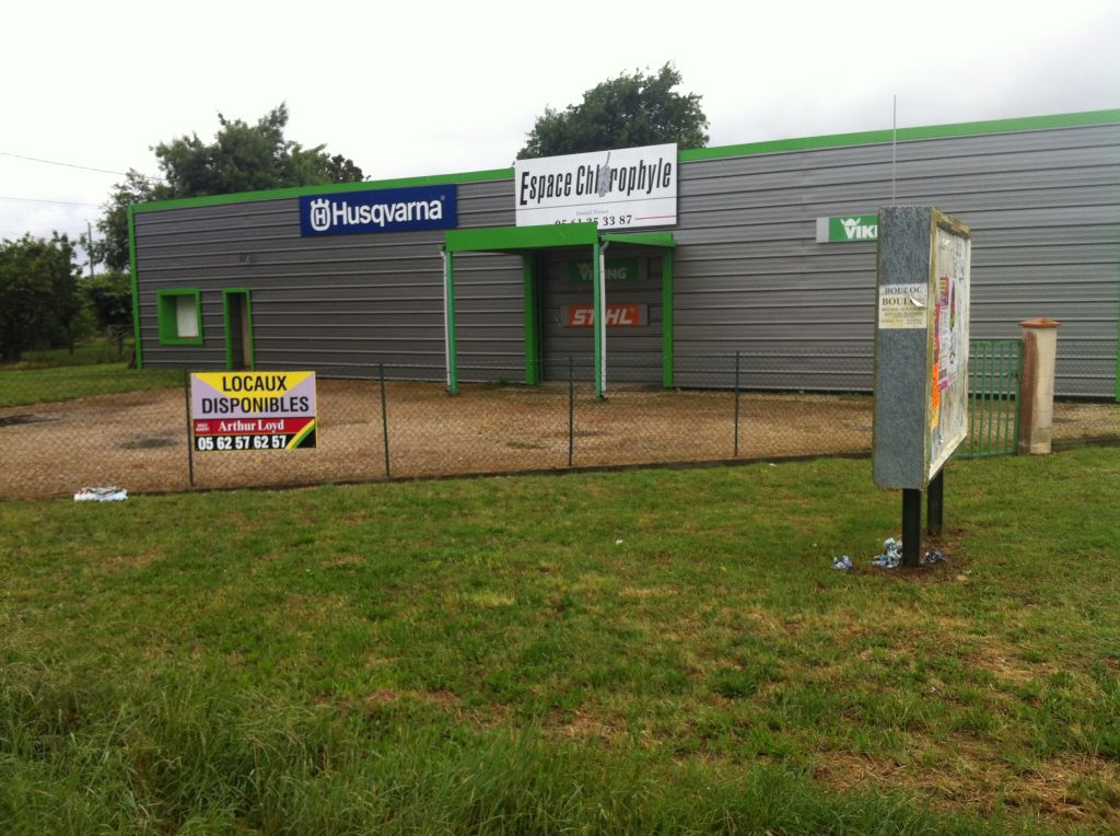 Local commercial Villematier 450 m2